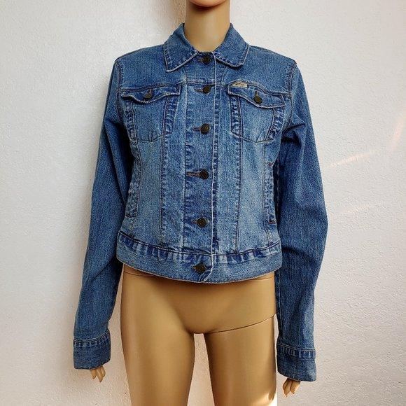 Vintage Levi's Strauss Denim Trucker Jacket